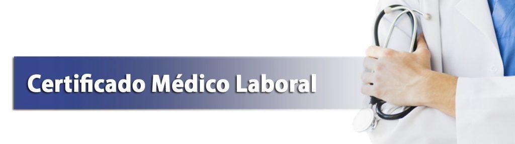 medico certificado laboral